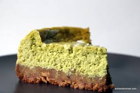 it s teatime again cremiger matcha cheesecake schokohimmel