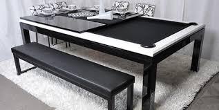 dining pool table combo blatt billiards pool tables