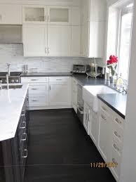 Full Size Of Kitchen Designdark Floors White Cupboard Dark Brown Cabinets Beige