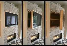 Impressive Tv Furniture Hide Flat Screen Charming Home Security Is