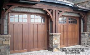 Install Traditional Carriage Garage Doors in Your New Home