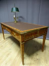 bureau stylé bureau style louis xvi philippe cote antiquites