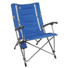 Deluxe Stadium Chair With Arms by Camping Chairs Camping Furniture The Home Depot