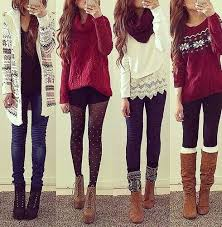 Fashion Outfit And Winter Image