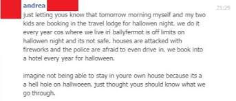 Roxy Hunter And The Horrific Halloween Online by Halloween 2017 Recap As Ireland Celebrated On The Night Of