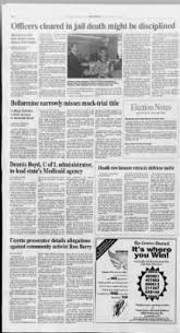 Ky Personnel Cabinet Grievance by Courier Journal From Louisville Kentucky On April 9 1998 Page 15