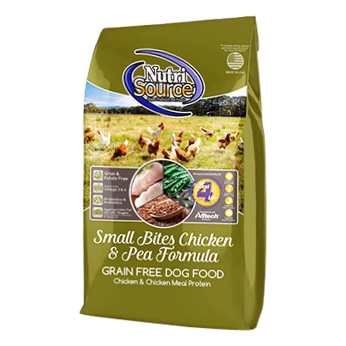 Nutrisource Grain Free Dog Food - Chicken, Small Breed