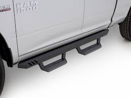 Running Boards, Nerf Bars & Step Bars For Pickup Trucks - SharpTruck.com Raptor 5 Black Wheel To Oval Step Bars Rocker Panel Mount Side Steps For Chevy Dodge Ford And Toyota Trucks Truck Hdware 72018 F2f350 Crew Cab With Oem Straight Steelcraft 3 Round Tube Stainless Steel Or Powder Coat Grey Chevrolet Colorado With Out Nerf Topperking Ram Westin Pro Traxx 4 Autoeqca Lund Curved Fast Shipping Premier Ici Multifit Steprails
