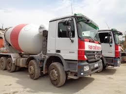 100 Ready Mix Truck Concrete Batching Plant