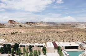 100 Amangiri Hotel Utah Resort Review Cond Nast Traveler