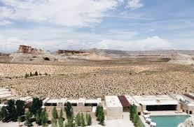100 Hotel Amangiri Resort Review Cond Nast Traveler