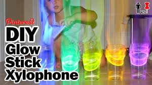 Glow In The Dark Plastic Pumpkins by Diy Glow In The Dark Xylophone Man Vs Pin Pinterest Test 58