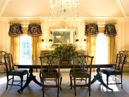 Amazing Dining Rooms Fabulous Casual Room Window Treatments Ideas Formal
