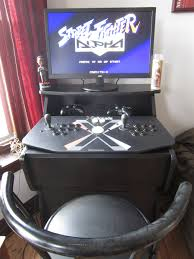 Diy Arcade Cabinet Flat Pack by Jsante Net Home Arcade Machine Project