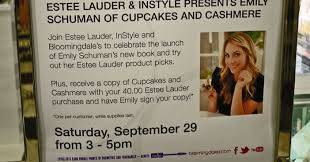 Meeting My Blog Idol Emily From Cupcakes Cashmere