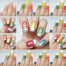 Simple Nail Art Designs Step By At Images Of Photo Albums