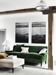 george sofa couchtisch hocker balken wohnzimmer