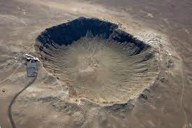 Impact Craters Are Created When An Object Flying Through Space Impacts The Surface Of A Larger Body Planet Or Moon Which Has Almost No