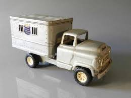 Buddy L Brinks Armored Bank Truck A