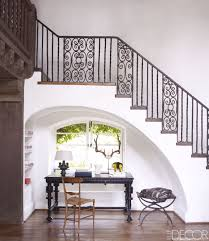 Tour Reese Witherspoon's Ojai Home | Best Wrought Iron Railings ... Banister Definition In Spanish Carkajanscom 32 Best Spanish Colonial Home Design Ideas Images On Pinterest Banisters Meaning Custom Stair Parts Mobile Stunning Curved 29 Staircase For Style Home 432 _ Architecture Decorative Risers With Designs For All Tastes The Diy Smart Saw A Map To Own Your Cnc Machine Being A Best 25 Wrought Iron Railings Ideas 12 Stair Railing Renovation