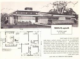 100 Mid Century Modern Home Floor Plans Small House Ranch House Elegant
