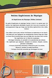 10 experience a faire a la maison fr petites expériences de physique avec 10