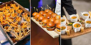 Creative Wedding Food Ideas For 2018
