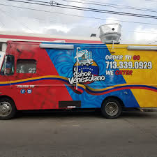 100 Food Trucks Houston El Sabor Venezolano Roaming Hunger