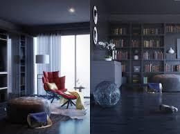 100 Contemporary Home Ideas 3 Contemporary Home Library Interior Design
