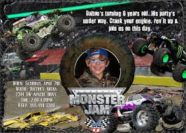 MONSTER TRUCK Invitation Birthday Party Card Design Personalized ... Monster Jam Party Supplies And Invitationsthis Party Nestling Truck Invitations Monster Truck Invitation Other Than Airplanes Birthday Shirt Cartoon Extreme Sports Vector Stock Royalty Printable Chalkboard Package Archives Diy Home Decor Crafts Blaze The Machines 8 Ct Walmartcom Gangcraft Grave Fill In Style 20 Count Invitations Compare Prices At Nextag Invitation Racing Car 2 3 4 5