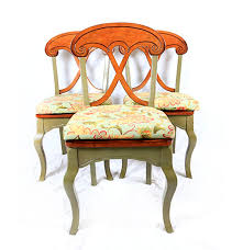 Pier 1 Dining Chairs by Marchella