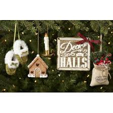 Jaclyn Smith Christmas Tidings Complete Tree Decorating Kit