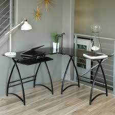 Glass Corner Desk Office Depot by Staples Corner Desk Medium Size Of Desksl Shaped Corner Desk L