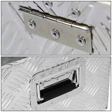 49x13x10 Aluminum Pickup Truck Bed Trailer Key Lock Storage Tool Box ... Custom Truck Tool Boxes Highway Products Box In A Short Bed Trucks Trailers Rvs Toy Haulers Ipdent Lock Box Vault Buy 49 Alinum Pickup Atv Camper Trailer Flatbed Rv Titan 30 Bed W Shop Weather Guard 30125in X 18125in 1825in Black Steel Truck Tool Boxes For Sale Organizer Taillock Roll Up Door Security System Bpwaycom Tools 2019 Frontier Colors Photos Nissan Usa 3049 Flat Camp Industrial Xs Alinium Toolbox Side With 2 Drawer Storage