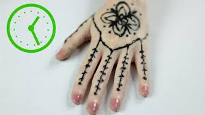 3 Ways To Draw Henna Tattoos - WikiHow Top 10 Diy Easy And Quick 2 Minute Henna Designs Mehndi Easy Mehendi Designs For Fingers Video Dailymotion How To Apply Henna Mehndi Step By Tutorial 35 Best Mahendi Images On Pinterest Bride And Creative To Make Design Top Floral Bel Designshow Easy Simple Mehndi Designs For Hands Matroj Youtube Hnatrendz In San Diego Trendy Fabulous Body Art Classes Home Facebook Simple Home Do A Tattoo Collections