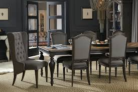 Dining Room Upholstered Captains Chairs by Hooker Furniture Dining Room Arabella Upholstered Host Chair 1610