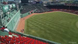 100 Pavilion 18 Fenway Park Reserved RateYourSeatscom