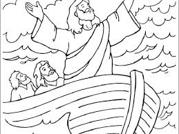 Full Image For Bible Stories Coloring Pages Preschoolers Free Printable Story