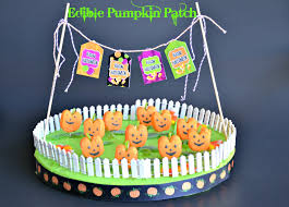 Schnepf Farms Halloween by Diy Halloween Candy Displays With Pumpkin Peeps Party Ideas