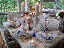 Nautical Dining Tables Room Ideas