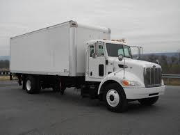 100 Used Box Trucks For Sale By Owner 2009 Peterbilt 335 Box Van Truck For Sale