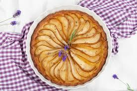 birnenkuchen mit lavendel eine kleine prise rezept