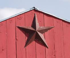 Barnstar - Wikipedia Rustic Ohio Barn Wedding Real Weddings Gallery By Star Bright Farm White Hall Maryland Kitchen Cabinets Unassembled Diy Backsplash Black Granite Tweetle Dee Design Co Red And Blue Sale Strength Quilt For Put A Wall Decor Wonderful Metal 125 X Large Bevel Cluster Assorted Objects Delphi Glass