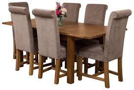 Cotswold Dining Set With 6 Grey Chairs | Oak Furniture King Rustic Oak 132198 Cm Extending Ding Table Quercus Living Tables With 4 Chairs Archives Pregos Fniture Cotswold Solid Set And Grey Extendable Melbourne Fresh Nice Malvern Image French Transitional Wood Square 6 With Black King Hermosa Kendal 132198cm Tilson Six Lincoln