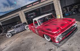The Shop Truck: SoCal Suspension's 1966 C10 – Slam'd Mag