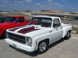 John Strom's '75 GMC SWB Step-side   GM Trucks '73-'80   Pinterest ... 1975 Gmc Sierra Open Diff Burnout Youtube 454 Pickup Custom Klikuhn 3 Jack Snell Flickr Gentleman Jim Car Ads Brochures Promo Photos Indianapolis 500 Official Trucks Special Editions 741984 Stepside 1986 Restoration Bslook1213 Autolirate Marfa 2 Grande 15s Midwest Classic Chevygmc Truck Club Photo Page Chevrolet Ck Wikiwand Public Surplus Auction 1610029