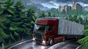 10 Euro Truck Simulator 2 HD Wallpapers | Backgrounds - Wallpaper ...