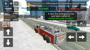 100 Fire Truck Games Free Rescue Simulator Free Download Of Android Version M
