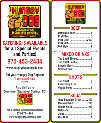 The Hungry Dog - Chicago Style Bar And Grill - Breckenridge, Colorado Tank Top For Shelf Bar Grill Topshelfbarandgrill Brandon Browns Backers Ab Inbev Budweisers Owner Is Chinas New Craft Beer Bully Fortune Punta Cana Ding Unlimited Spirits At Dreams Palm Beach The Vig Providence Ri Sports And Restaurant Marketing By Coupon Papa Joes Guide 25 Ways To Survive March Madness In Las Vegas Rally Time Good Game Hospality Group 13 Nashville Restaurants Bars With Patios Local Appleton Rookies Lounge Wesley Chapel Best 2017