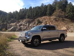 My First Truck: 2015 Toyota Tundra Crewmax : Trucks